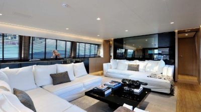 Canados Yacht 116, 8 Guests 4 cabins, Loa 35m, 2011, Ref YT8798